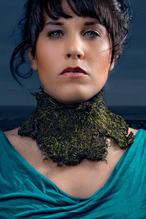 Moss Necklace