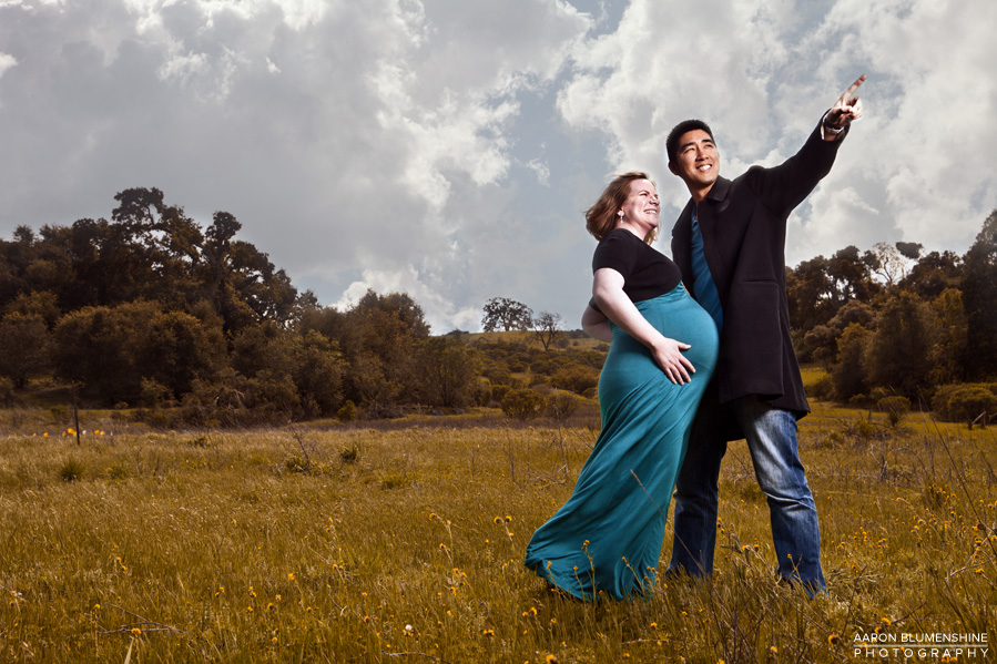 Couples Photography Poses Outdoor Maternity